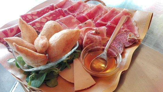 Capannori, Italy: Osteria Da Severino
