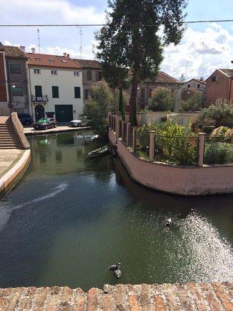 Ponte del Carmine e Ponte Pizzetti