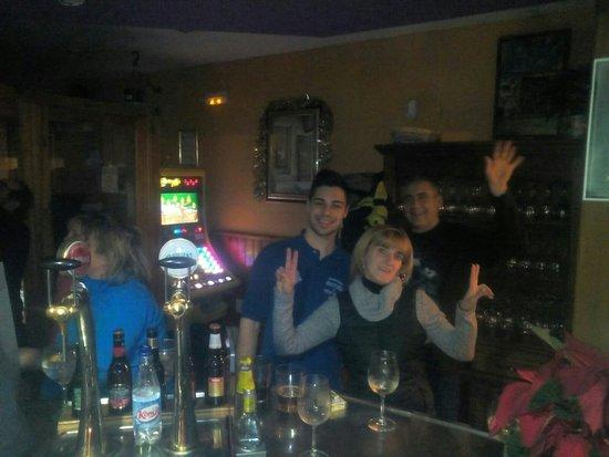 Canfranc, España: Noche de reyes