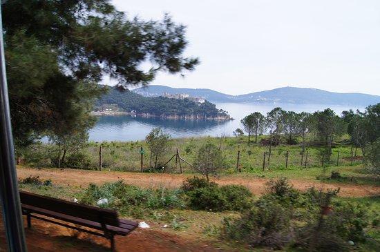 Princes' Islands, Tyrkia: Принцевы острова