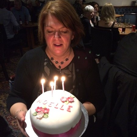 Moreton, UK: Great place to celebrate a birthday