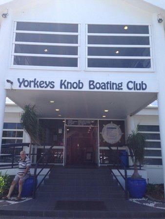 Yorkeys Knob, Australia: Boat Club
