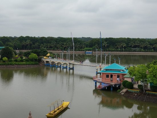 Buldana, Indien: Anandsagar