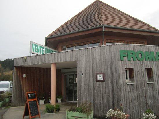 Fromagerie de Grange de Vaivre