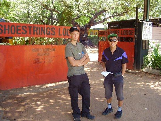 Shoestrings Backpackers Lodge : Shoestrings Lodge !