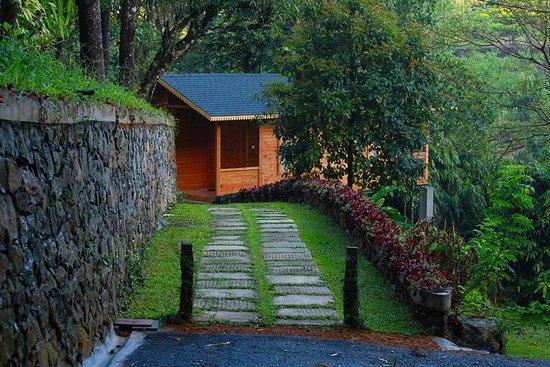 Kuttikkanam, Indien: Wooden Cottage