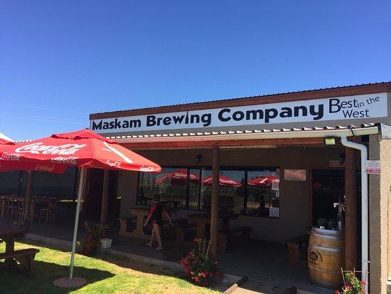 Vredendal, Afrika Selatan: Maskam Brewing Company