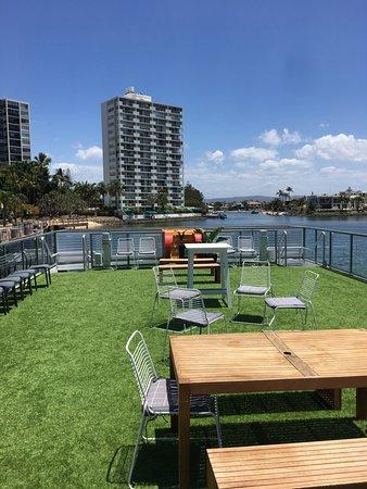 Gold Coast, Australia: Top deck