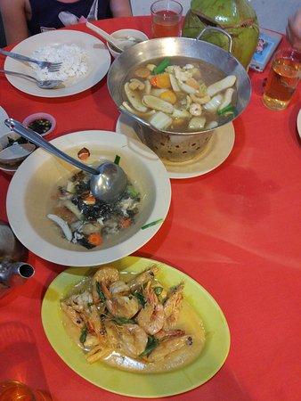Restoran Mutiara Seafood Village