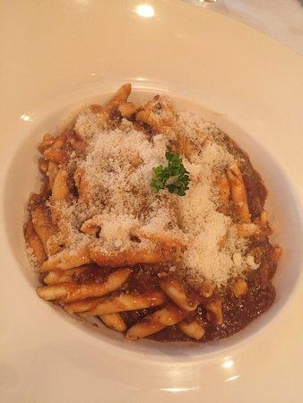 La Favola : Amazing value menu (soup+pasta+dessert) = Frs.35