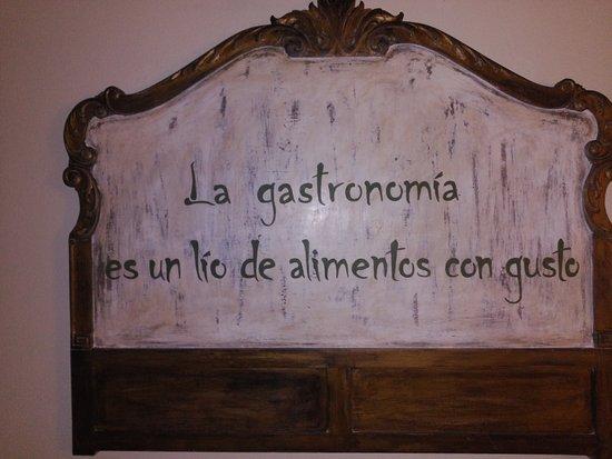La Carlota, สเปน: Bar Restaurante Baldomero