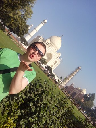 Same Day Agra Tours