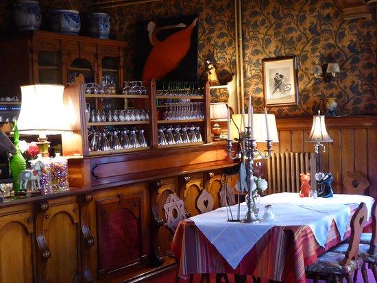 Turckheim, France: ehem. Restaurant / Bar / Weinstüb