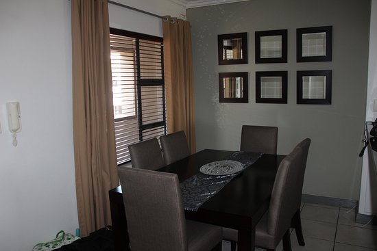 Westpoint Executive Suites : Dining area