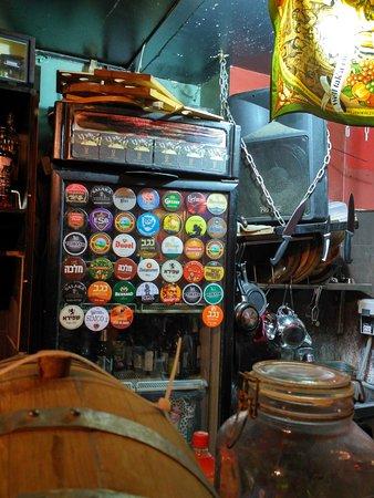 Glen Whisk(e)y Bar: Lot of beers