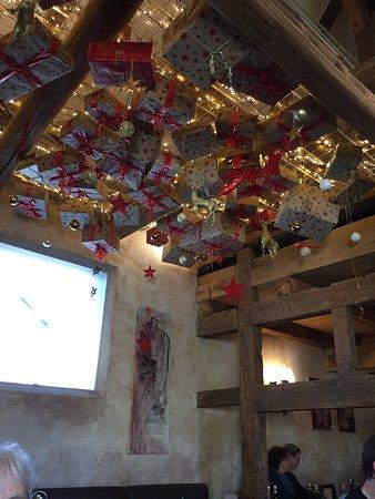 Il Casale: Köstliche italienische Küche am 1.Advent, sehr sehr schöne Dekoration. Sehr guter Service , alle