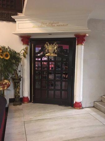 Henkala Hotel: Restaurant - Vegetarian