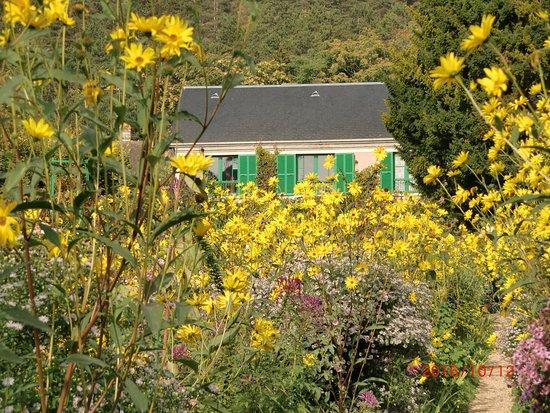 Claude Monet Evi ve Bahçeleri: モネのお家とお庭