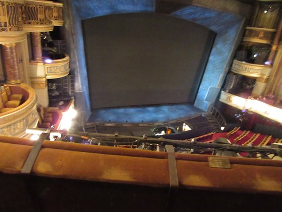 Do you know the muffin man picture of theatre royal for Balcony novello theatre