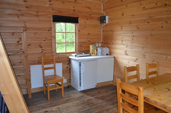 Mora, Suecia: 4-bed cabin big