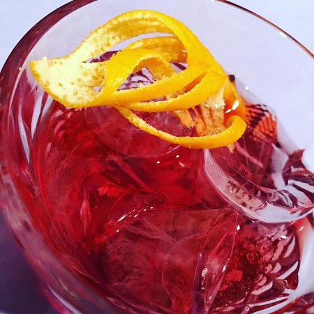 Holmfirth, UK: Negroni