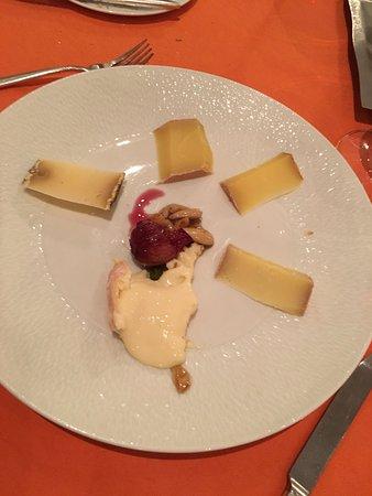 Sierre, سويسرا: Choix de fromage