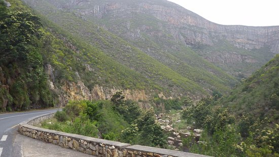 Overberg District, South Africa: Many areas to stop