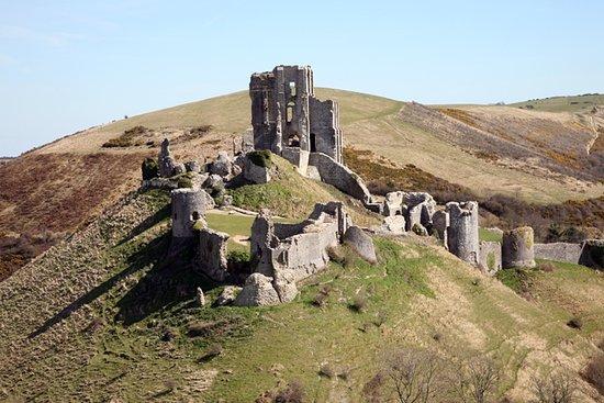 Bilde fra Corfe Castle