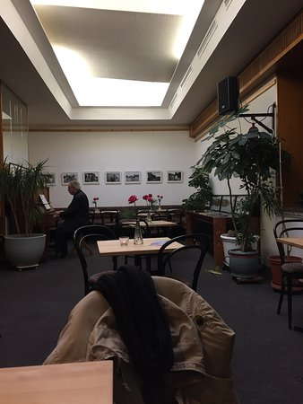 Aschaffenburg, Germany: Cafe Hench