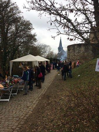 Mittelalterlicher Weihnachtsmarkt.Mittelalterlicher Weihnachtsmarkt Medeval Christmas Market