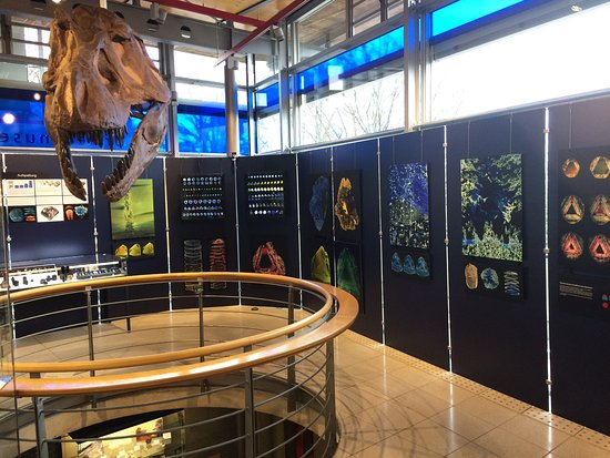 Thallichtenberg, Germany: Geology Museum