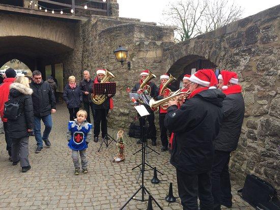 Thallichtenberg, Germany: Mittelalterlicher Weihnachtsmarkt - Medeval Christmas Market