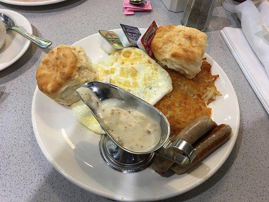 Island View Casino Resort: Breakfast at the Diner