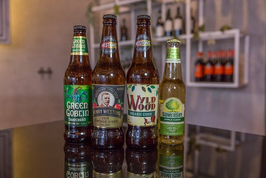 Craft Beers - Ciders - Picture of Two Chefs Bar Mexican