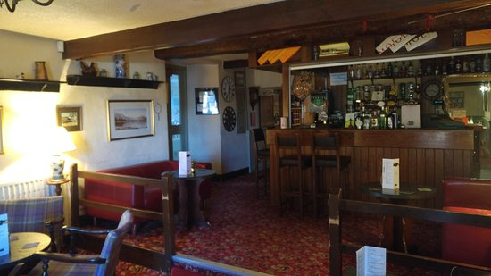 Brantwood Country Hotel: bar