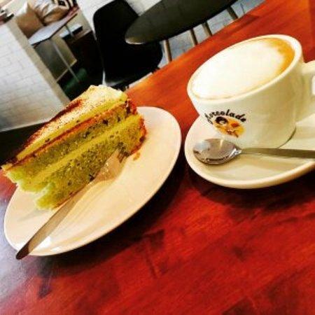 Kaffee Und Kuchen Picture Of Morcolade Frankfurt Tripadvisor