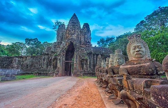 Angkor Wonder Driver - Day Tours