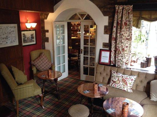Ravenstonedale, UK: Lounge