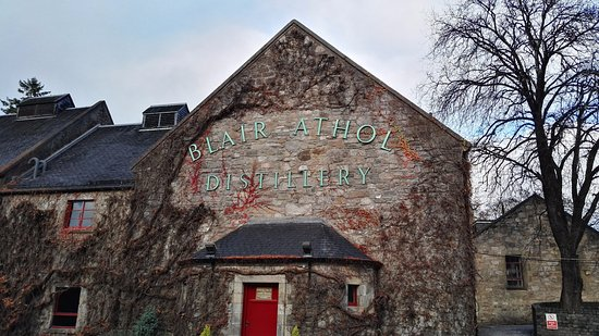 Pitlochry, UK: Visitor Center