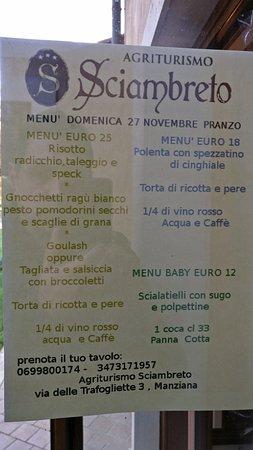 Manziana, Ιταλία: IMG_20161127_151625_large.jpg