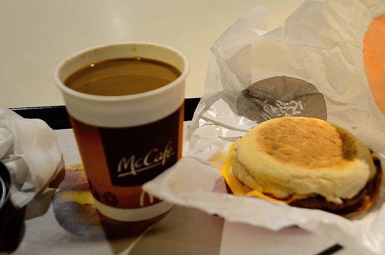 McDonald's: 麥當勞早餐