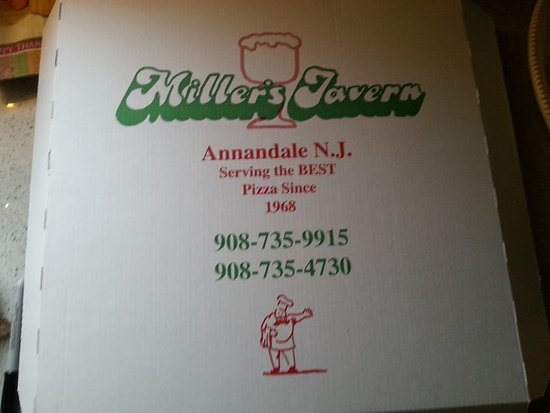 Annandale, Nueva Jersey: Cryan kept the recipe and the box