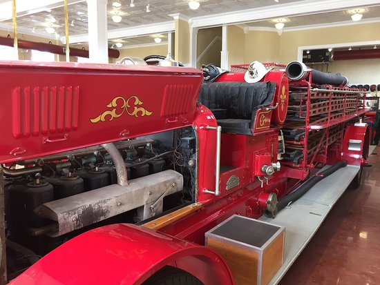New Bern Fireman's Museum: photo2.jpg