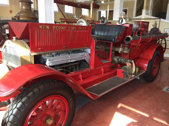 New Bern Fireman's Museum: photo3.jpg