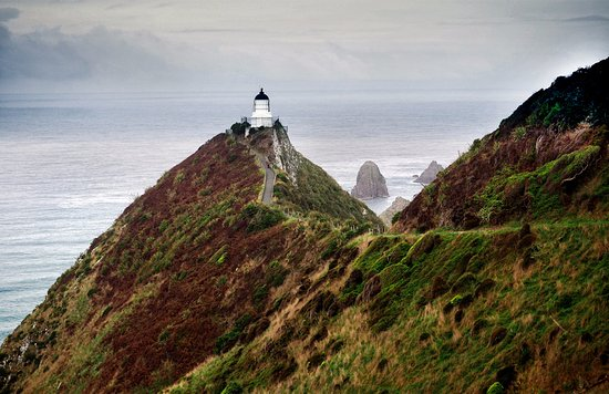 Balclutha, New Zealand: Nugget Point