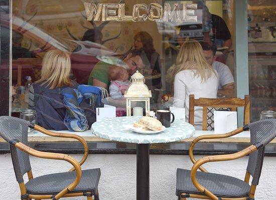 Ye Oldie Sandwich Shoppe in Shere Surrey