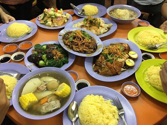 Delicious Boneless Chicken Rice, Singapore - Marine Parade - Restaurant  Reviews, Phone Number & Photos - Tripadvisor