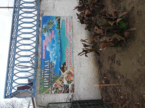 Кафе Причал, Тамань - 8 фото ресторана - TripAdvisor: https://www.tripadvisor.ru/Restaurant_Review-g3862504-d8560375-Reviews-Cafe_Prichal-Taman_Temryuksky_District_Krasnodar_Krai_Southern_District.html