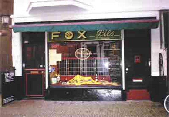Voorgevel Fox Herenstraat Voorburg