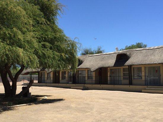 Keetmanshoop, Namibia: The rooms